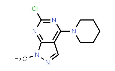 1040662-63-2   6-Chloro-1-methyl-4-piperidin-1-yl-1H-pyrazolo[3,4-d]pyrimidine