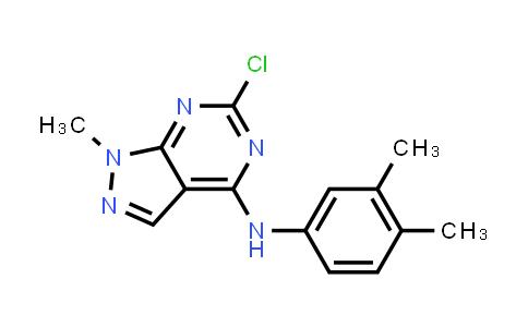 1040662-77-8 | 6-Chloro-N-(3,4-dimethylphenyl)-1-methyl-1H-pyrazolo[3,4-d]pyrimidin-4-amine