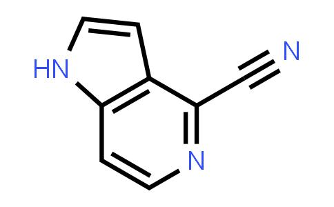 1040682-68-5 | 1H-Pyrrolo[3,2-c]pyridine-4-carbonitrile