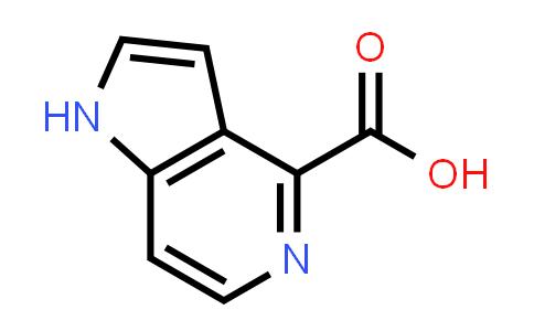 1040682-84-5 | 1H-Pyrrolo[3,2-c]pyridine-4-carboxylic acid