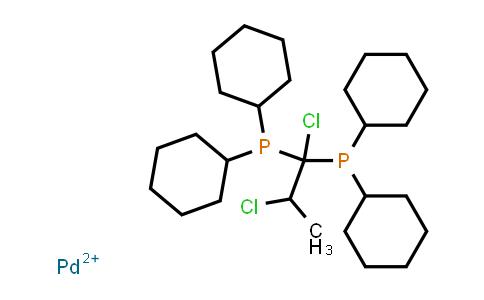 1041005-52-0 | Dichloro[bis(dicyclohexylphosphino)propane]palladium(II)