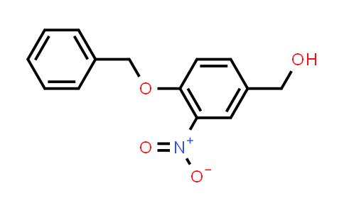 104102-92-3 | (4-(Benzyloxy)-3-nitrophenyl)methanol