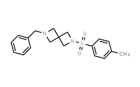 1041026-64-5   2-Benzyl-6-tosyl-2,6-diazaspiro[3.3]heptane