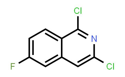 1041423-26-0   1,3-Dichloro-6-fluoroisoquinoline