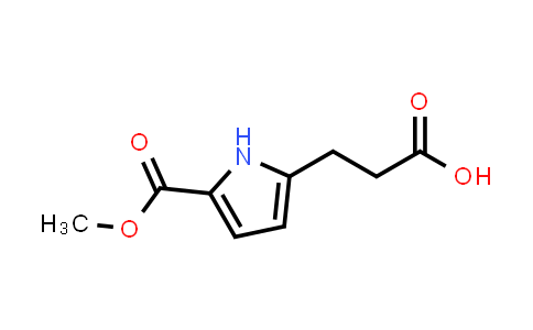 1041430-19-6   3-(5-(Methoxycarbonyl)-1H-pyrrol-2-yl)propanoic acid