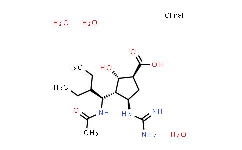 1041434-82-5   Peramivir (trihydrate)