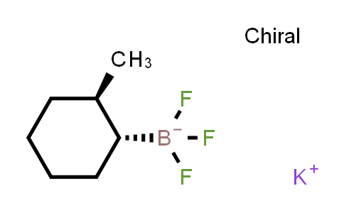 1041642-14-1 | Potassium trans-2-methylcyclohexyltrifluoroborate