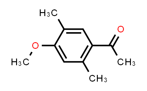104174-28-9 | 1-(4-Methoxy-2,5-dimethylphenyl)ethan-1-one