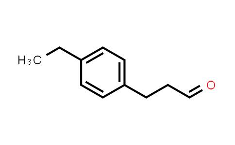 104175-15-7   Benzenepropanal, 4-ethyl-