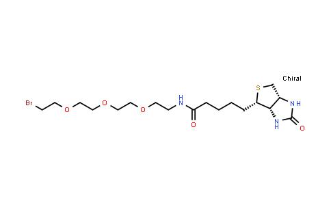 1041766-91-9 | 1-Biotinylamino-3,6,9-trioxaundecane-11-bromide