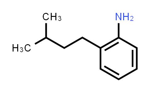 104177-71-1 | 2-Isopentylaniline