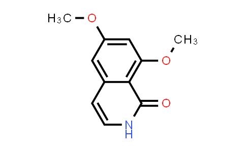 1042031-63-9 | 6,8-Dimethoxyisoquinolin-1(2H)-one
