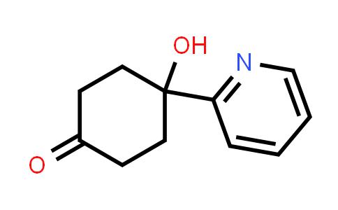 10421-19-9 | Cyclohexanone, 4-hydroxy-4-(2-pyridyl)-