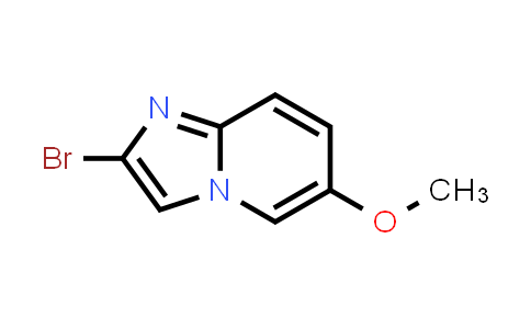 1042141-33-2 | 2-Bromo-6-methoxyimidazo[1,2-a]pyridine