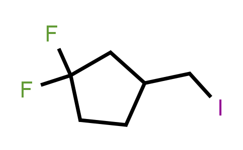1042153-28-5 | 1,1-Difluoro-3-(iodomethyl)cyclopentane