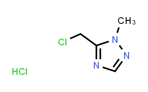 104256-69-1 | 5-(Chloromethyl)-1-methyl-1H-1,2,4-triazole hydrochloride