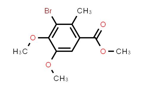 1042722-40-6   Methyl 3-bromo-4,5-dimethoxy-2-methylbenzoate