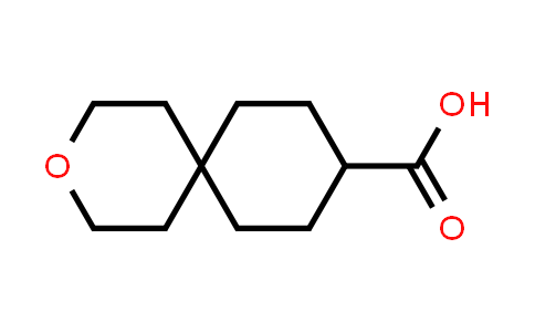 10428-85-0 | 3-Oxaspiro[5.5]undecane-9-carboxylic acid