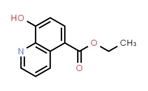 104293-76-7 | Ethyl 8-hydroxyquinoline-5-carboxylate