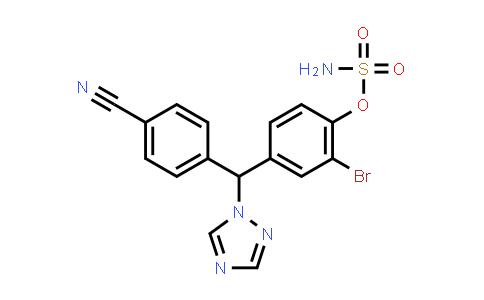 1042941-85-4 | Sulfamic acid, 2-bromo-4-[(4-cyanophenyl)-1H-1,2,4-triazol-1-ylmethyl]phenyl ester