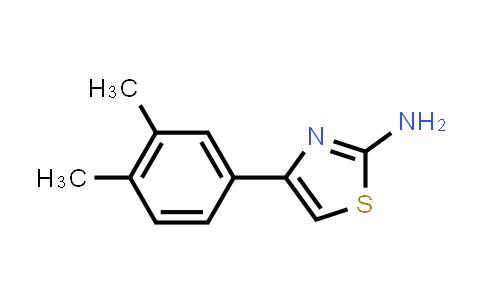 104296-00-6 | 4-(3,4-Dimethylphenyl)thiazol-2-amine