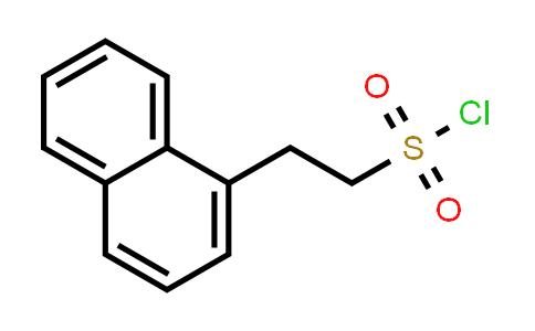 104296-63-1   2-(Naphthalen-1-yl)ethanesulfonyl chloride