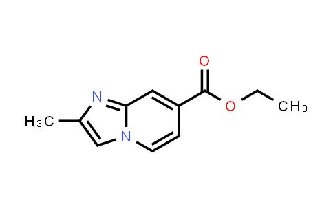 1042981-08-7   Imidazo[1,2-a]pyridine-7-carboxylic acid, 2-methyl-, ethyl ester