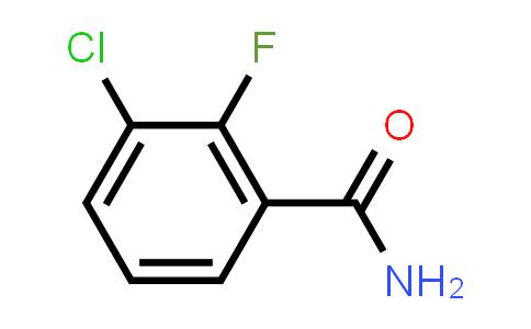 104326-94-5 | 3-Chloro-2-fluorobenzamide