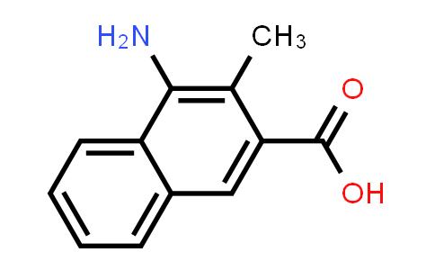104338-57-0   4-Amino-3-methyl-2-naphthoic acid