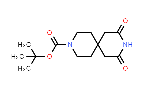 1043384-94-6   tert-Butyl 8,10-dioxo-3,9-diazaspiro[5.5]undecane-3-carboxylate