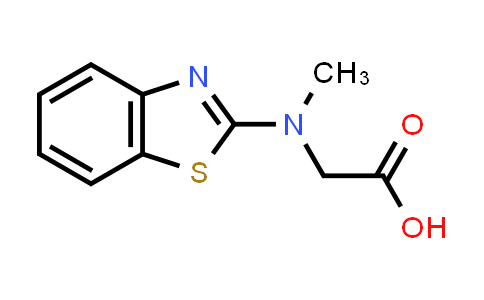 104344-92-5 | 2-[(1,3-Benzothiazol-2-yl)(methyl)amino]acetic acid