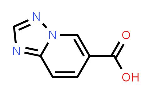 1043903-19-0 | [1,2,4]Triazolo[1,5-a]pyridine-6-carboxylic acid