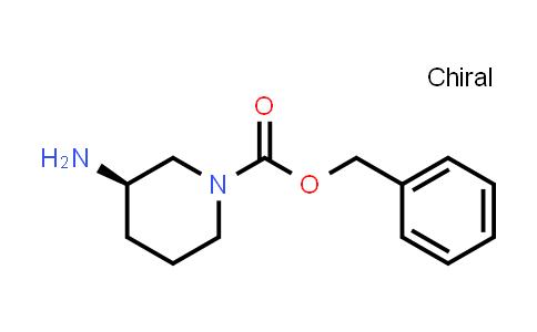 1044560-96-4 | (R)-Benzyl 3-aminopiperidine-1-carboxylate