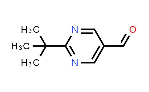 104461-06-5 | 2-(tert-Butyl)pyrimidine-5-carbaldehyde