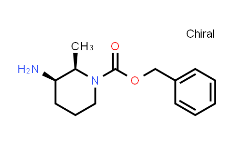 1044641-49-7 | benzyl (2R,3R)-3-Amino-2-methylpiperidine-1-carboxylate