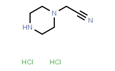 1044707-17-6 | 2-(Piperazin-1-yl)acetonitrile dihydrochloride
