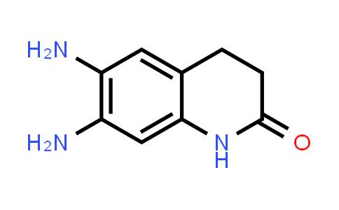 104479-33-6 | 6,7-Diamino-3,4-dihydroquinolin-2(1H)-one