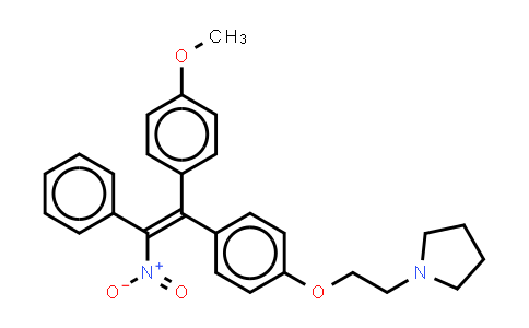 10448-84-7   Nitromifene