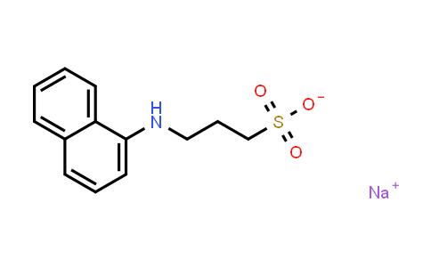 104484-71-1 | Sodium 3-(naphthalen-1-ylamino)propane-1-sulfonate