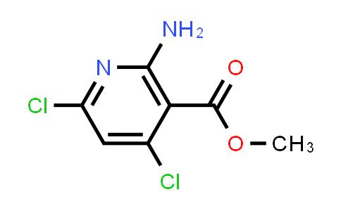 1044872-40-3 | Methyl 2-amino-4,6-dichloronicotinate