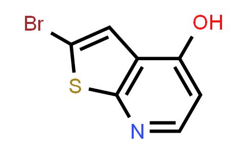 104514-90-1 | 2-Bromothieno[2,3-b]pyridin-4-ol