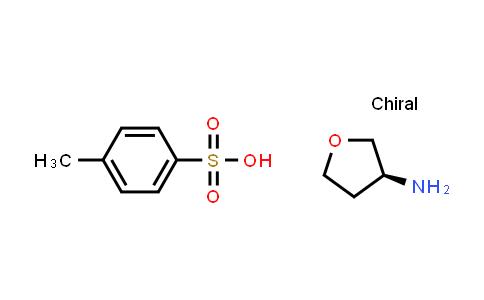 104530-80-5   (S)-Tetrahydrofuran-3-amine-4-methylbenzenesulfonate