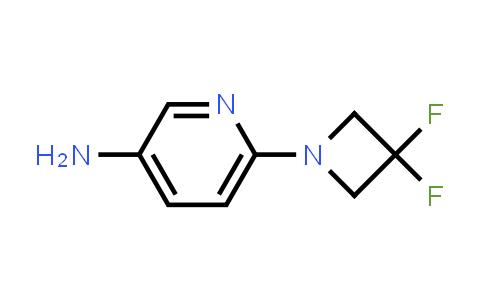 1045335-19-0   6-(3,3-Difluoroazetidin-1-yl)pyridin-3-amine