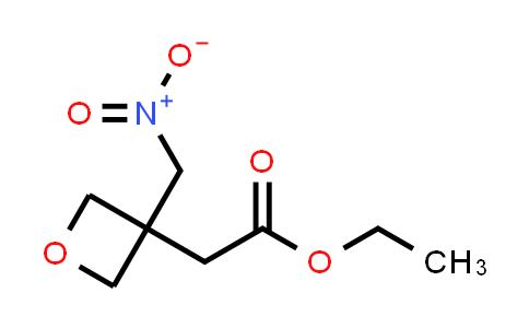 1045709-38-3 | Ethyl 2-[3-(nitromethyl)oxetan-3-yl]acetate