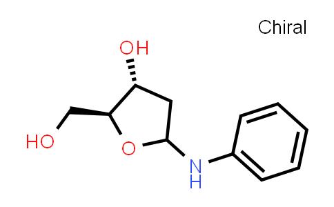 104578-89-4   (2S,3R)-2-(Hydroxymethyl)-5-(phenylamino)tetrahydrofuran-3-ol