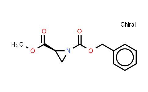 104597-98-0   Methyl (S)-(-)-N-Z-Aziridine-2-carboxylate