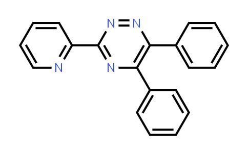 1046-56-6 | 3-(2-Pyridyl)-5,6-diphenyl-1,2,4-triazine