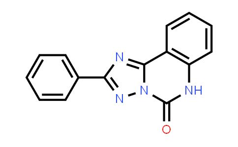 104614-81-5   2-Phenyl-5H,6H-[1,2,4]triazolo[1,5-c]quinazolin-5-one