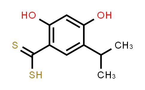 1046490-81-6 | 2,4-Dihydroxy-5-isopropylbenzodithioic acid