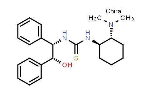 1046493-35-9 | N-[(1R,2R)-2-(Dimethylamino)cyclohexyl]-N'-[(1S,2R)-2-hydroxy-1,2-diphenylethyl]thiourea